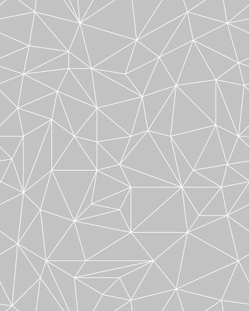 A seamless polygonal pattern background, creative design templates