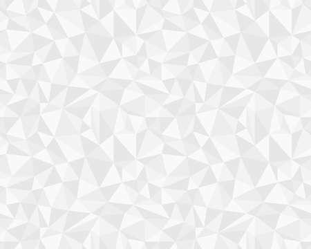 Seamless polygonal pattern background, creative design templates