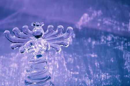 vitreous: beautiful vitreous angel figure image