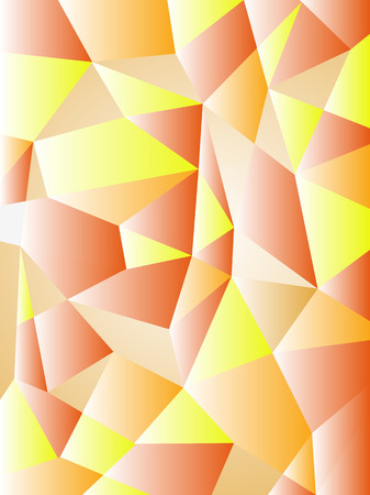 diamond background: colorful yellow red orange diamond background