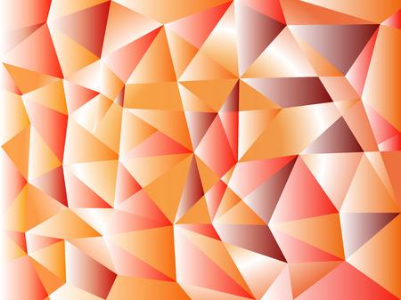 diamond background: colorful yellow magenta orange diamond background