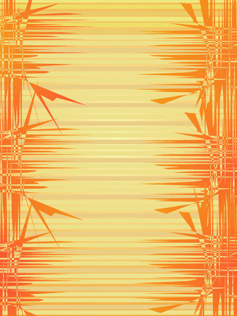 irregular: orange irregular vector background illustration image