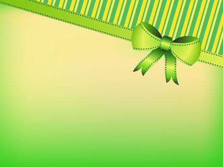 green ribbon: green ribbon background illustration image