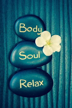 body and soul: body soul relax words