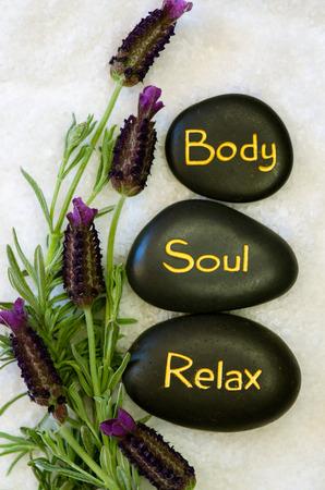 black stone: body soul relax