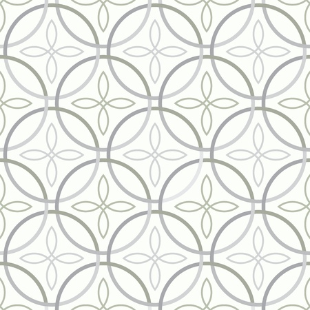 Vector illustration of seamless light pattern