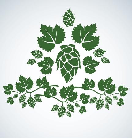 hop: hop leaf