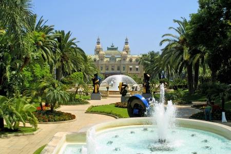 Casino de Monte-Carlo, Monaco photo
