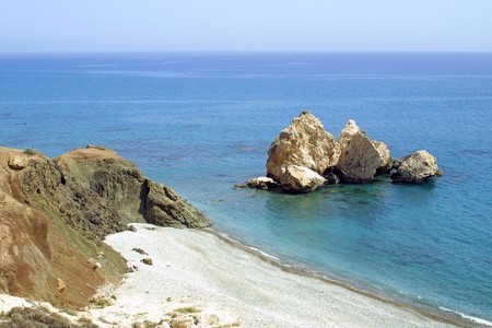 tou: The birthplace of Aphrodite - Petra tou Romiou, Cyprus