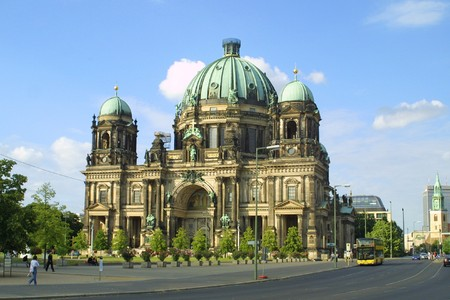 Berlin Cathedral (Berliner Dom), Germany Stock Photo - 7851588