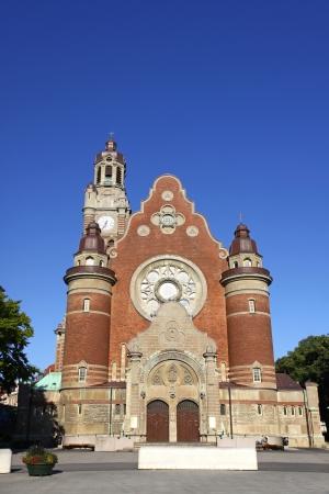 johannes: St Johannes Church in Malmo, Sweden Stock Photo