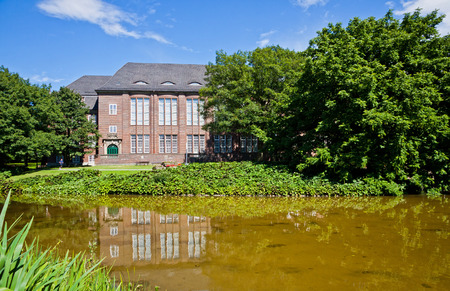 reeperbahn: The Hamburg Museum (also known as Museum for Hamburg History), a history museum located near the Planten un Blomen park in the center of Hamburg, Germany