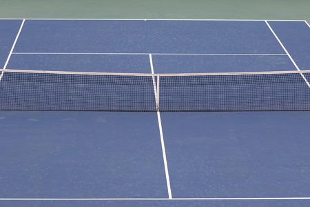 racket stadium: tennis court
