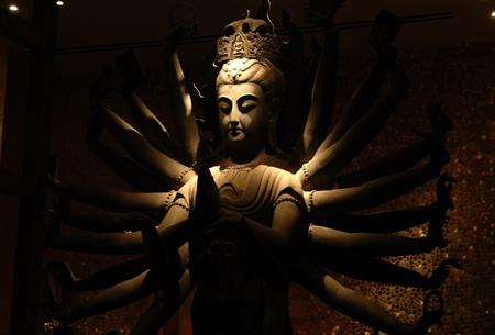 Sacred Deity Stok Fotoğraf
