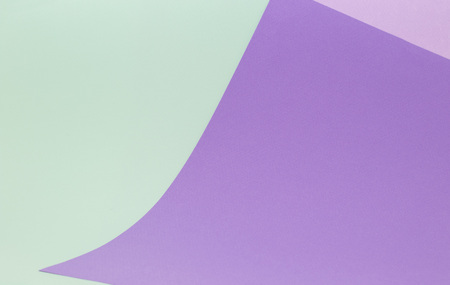 Colorful background violet and aquamarine paper