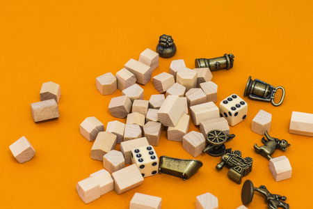 Equipment for board game