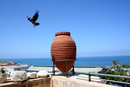 jaffo: Old Pot Jaffo, Tel Aviv, Israel