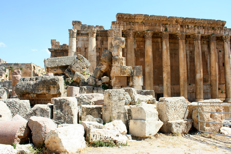 past civilization: Baalbek, Lebanon, Middle East - is a town in the Beqaa Valley of Lebanon.