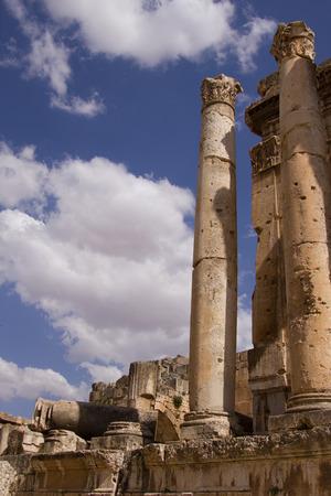 middle east: Baalbek, Lebanon, Middle East.