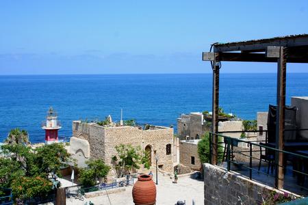 yamaka: Old town Jaffa Tel Aviv, Israel