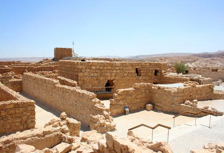 masada: Masada ruins are historical places in Israel