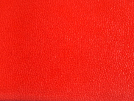 Abstract red artificial leather texture Stock Photo - 92592978