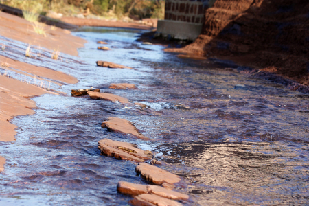 generic location: river  lake  pond  pool  water Stock Photo