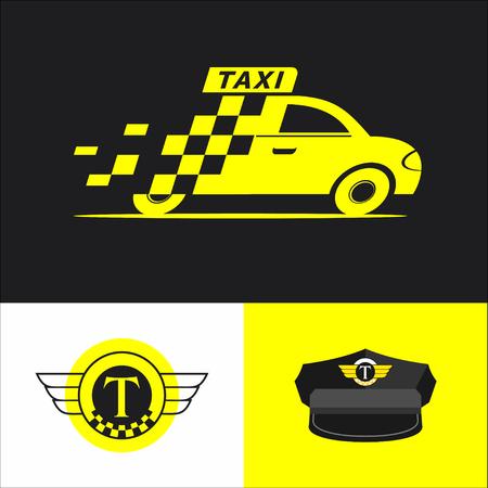 taxista: conjunto de taxi