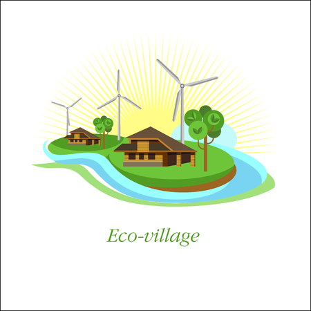 ecovillage: eco-village