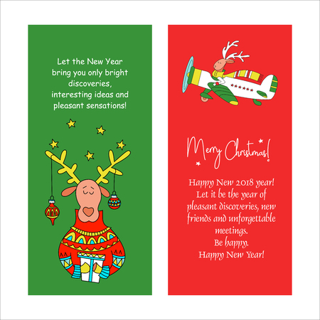 Cute christmas greeting card designs vector royalty free cliparts cute christmas greeting card designs vector stock vector 90261550 m4hsunfo