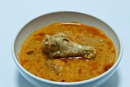 Thai food, Chicken massaman