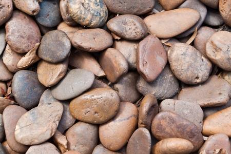 muri in pietra con bellissimi colori