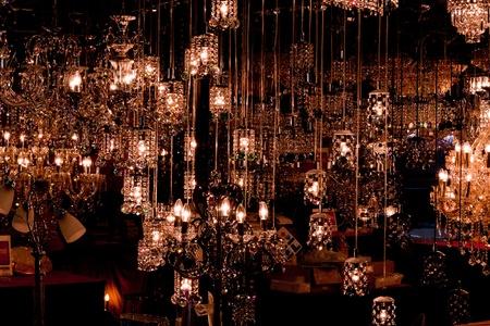 Beautiful lamp photo