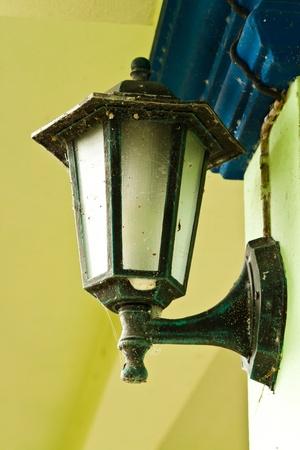 Vintage lampada da parete