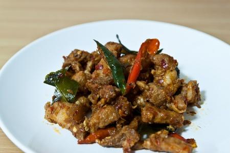 cibo thai � popolare per mangiare Archivio Fotografico
