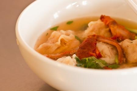 shrimp Wonton Soup photo