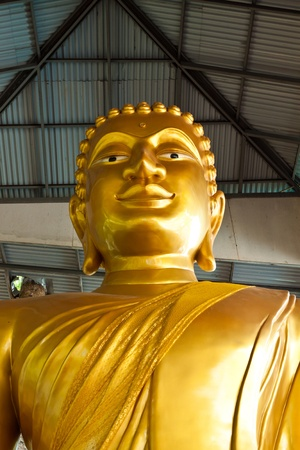 golden buddha statue of thailand Stock Photo - 13419497