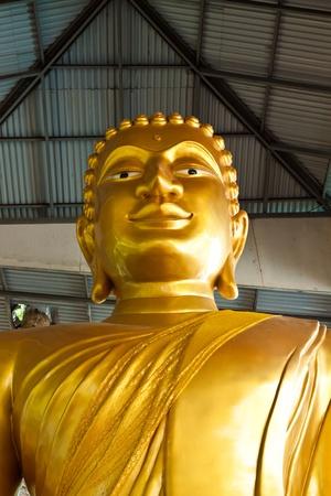 golden buddha statue of thailand Stock Photo - 13419497
