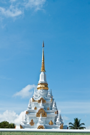 buddhism temple of the most beautiful in Thailand Stock Photo - 13725859