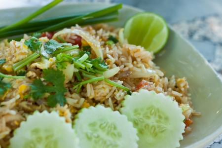 thai food photo