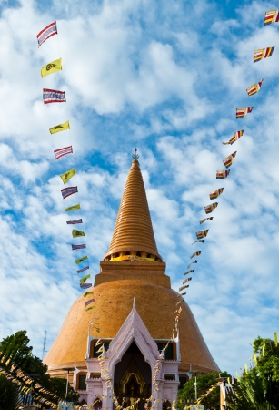 Temple thailand Stock Photo - 15448348