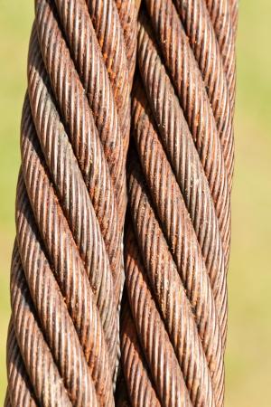 strenghten: Steel rods or bars