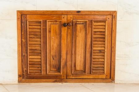 Wooden window Stock Photo - 20323146