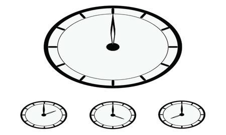 Clock icone