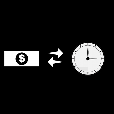 buy time: money buy time
