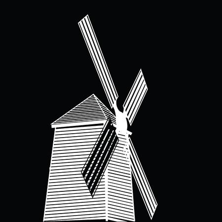 windfarm: wind turbine , eco concept