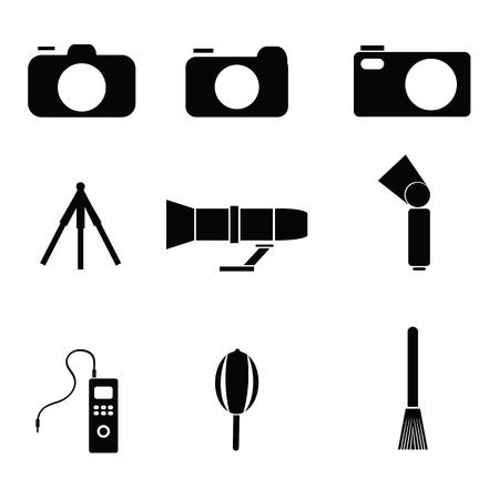 polarizing: Photography icons