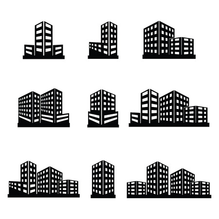midtown: Buildings icons