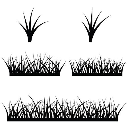 religion  herb: black  silhouette of grass