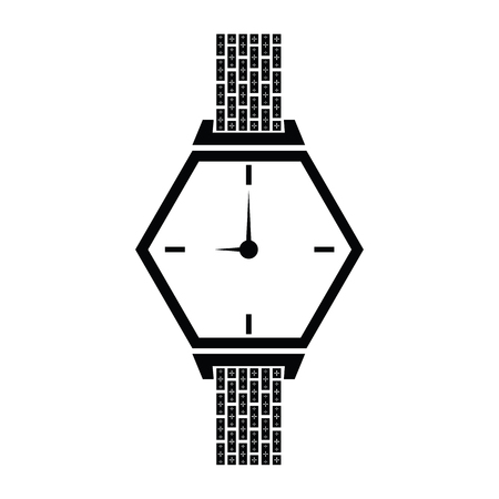hands  hour: Elegant Watch Icons Set